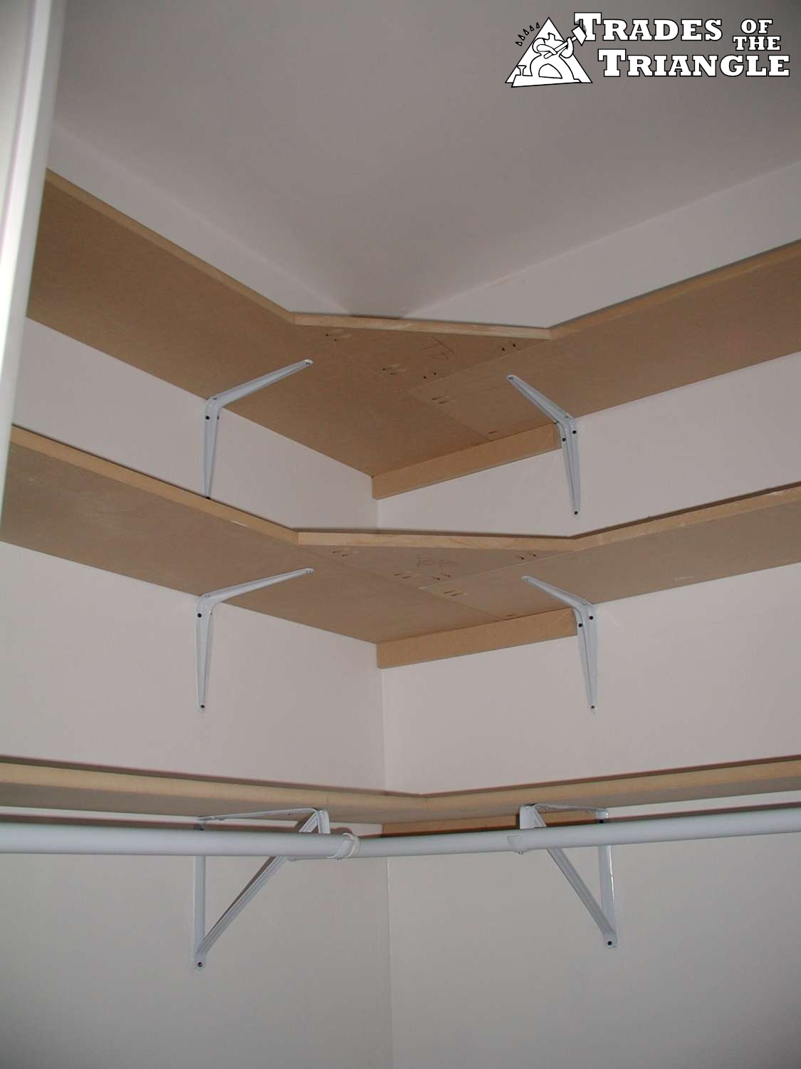 Gallery Of Custom Shelving Bookcases And Interior Trim Carpentry Chapel Hill And Durham