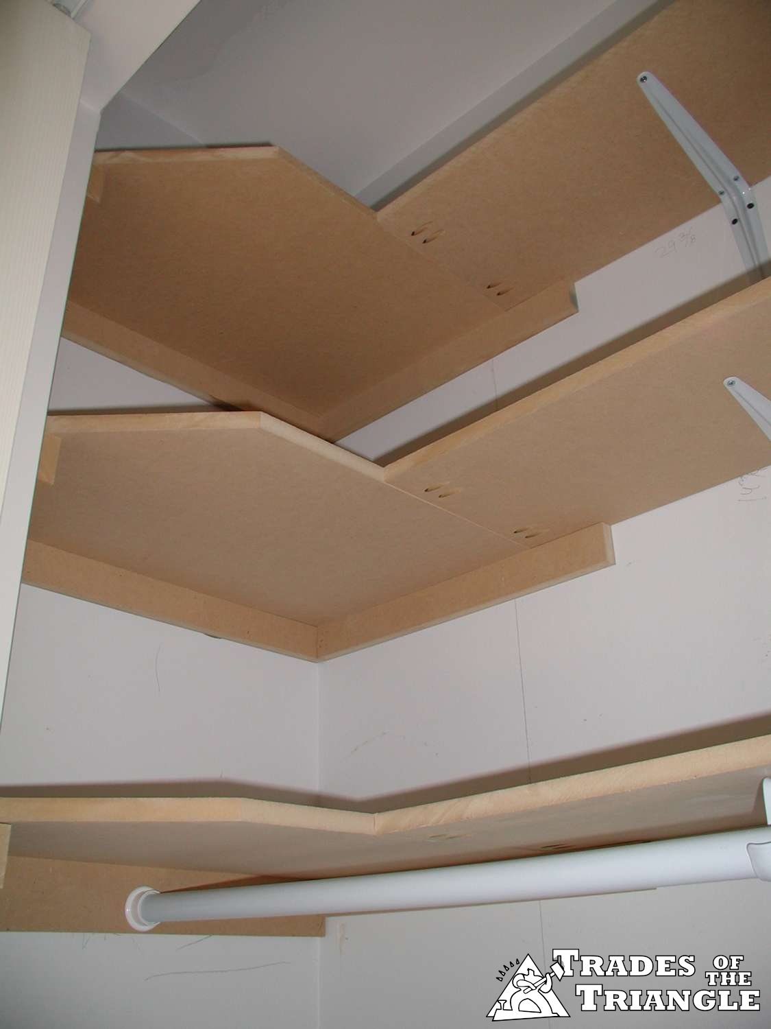 Gallery Of Custom Shelving Bookcases And Interior Trim